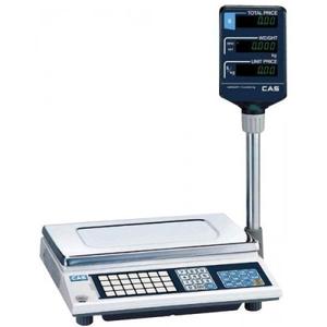 Весы торговые CAS AP-EX LT