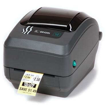 Принтер этикеток Zebra GK420t USB+Ethernet (GK42-102220-000)
