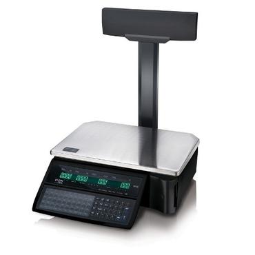 Весы с печатью чека DIGI SM100P Plus
