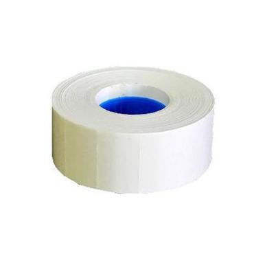 Этикет-лента 26 х 16 белая, прямая