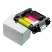 Набор для печати на Evolis Badgy 200 (CBGP0001C)