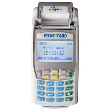 Кассовый аппарат Unisystem MINI-T400ME (4101-6)