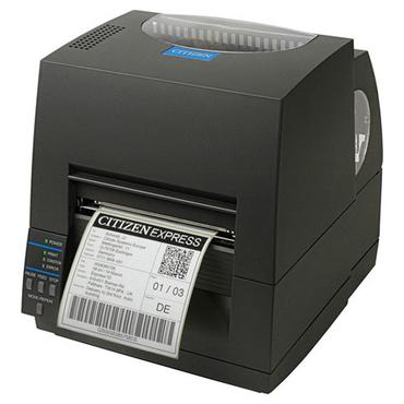 Настольный принтер этикеток Citizen CL-S621