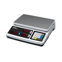 Весы торговые CAS PR-15 B II