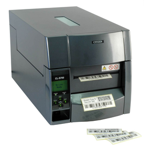 Промышленный принтер этикеток Citizen CL-S700