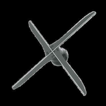 Голографический проектор 3D 600 мм (WI-FI)