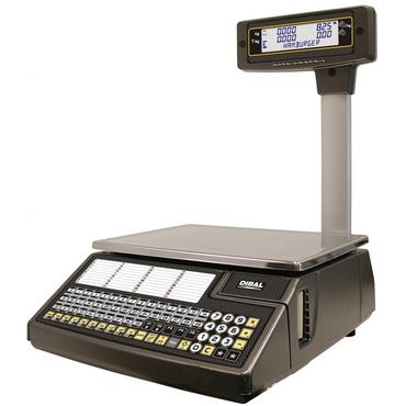 Весы с печатью чека Dibal W-025 Pole