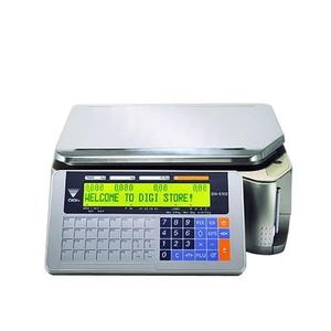 Весы с печатью чека DIGI SM 300B