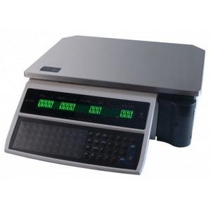 Весы с печатью чека DIGI SM 100B Plus