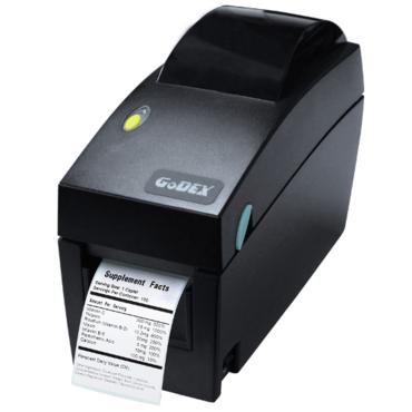 Настольный принтер этикеток Godex DT2