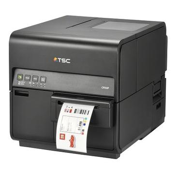 Цветной принтер этикеток TSC CPX4