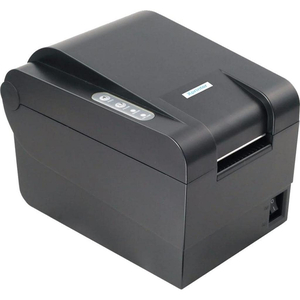 Принтер этикеток X-PRINTER XP-H400BC Автообрезчик + Ethernet
