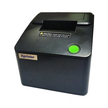 Принтер чеков Xprinter XP-С58Е USB+Ethernet