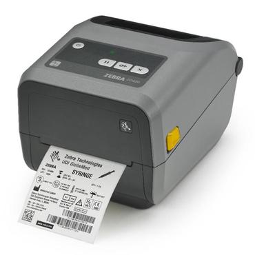 Настольный принтер этикеток Zebra ZD420t