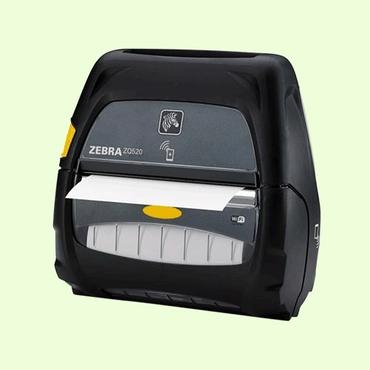 Мобильный принтер этикеток Zebra ZQ520
