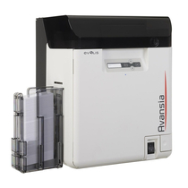 Принтер пластиковых карт Evolis Avansia (AV1H0000BD)