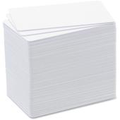 Пластиковые карты Zebra 0,76 мм 500шт (104523-111)