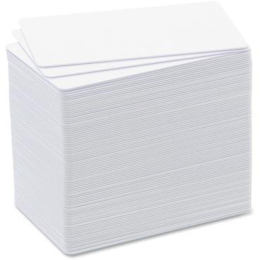 Пластиковые карты 0,50 мм 500 штук (CBGC0020W)