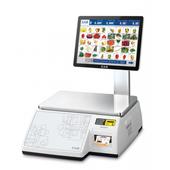Весы с печатью чека CAS CL7200S-2