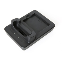 Кредл HBC6300 (для зарядки без защитного чехла) для Urovo i6300 с доп. слотом для заряда запасного аккумулятора