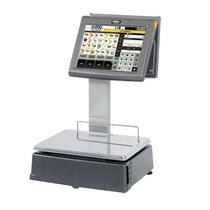 """Весы с печатью чека Dibal D-955 с двумя 12"""" TFT дисплеями"""
