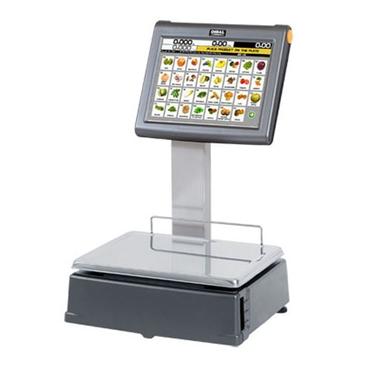 Весы с печатью чека Dibal D-955 SelfServ 12