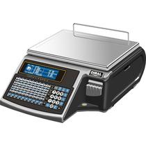 Весы с печатью чека Dibal M525F ALPHA 6/15KG