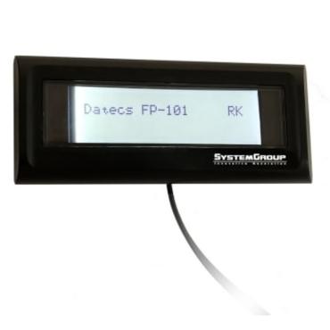 Выносной индикатор клиента DPD-204M