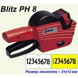 Этикет-пистолет Blitz РН8 (однострочный)