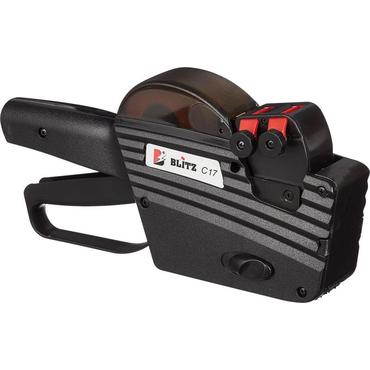 Этикет-пистолет Blitz C17 (двухстрочный)