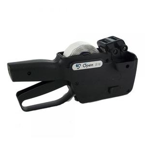 Этикет-пистолет Open S16 (двухстрочный)