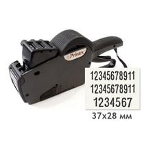 Этикет-пистолет Printex 3728 (11-11-7) (трёхстрочный)