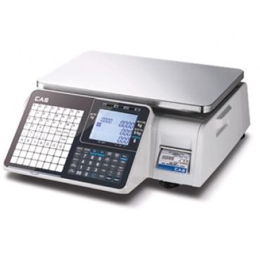 Весы с печатью чека CAS CL3500-B