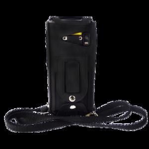 Защитный чехол PC65 из кожи КМ-13 для ТСД Newland MT65 Beluga