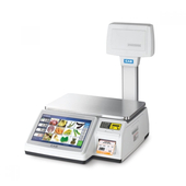 Весы с печатью чека CAS CL7200-U