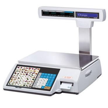 Весы с печатью чека CAS CL 5000J-IP