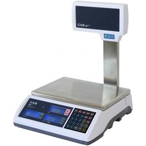 Весы торговые CAS ER Plus E RS