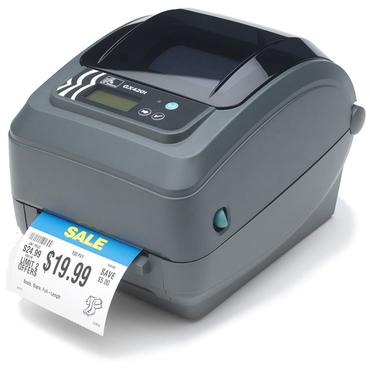 Настольный принтер этикеток Zebra GX420t