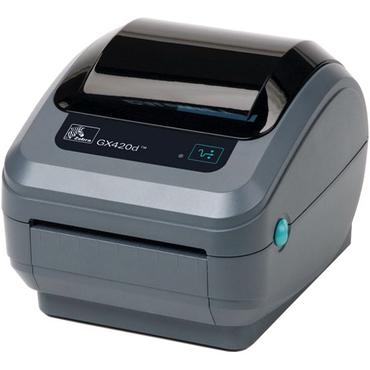 Настольный принтер этикеток Zebra GX420d